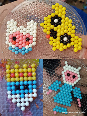 Aquabeads Deluxe Set - Adventure Time designs Finn Jake Ice King