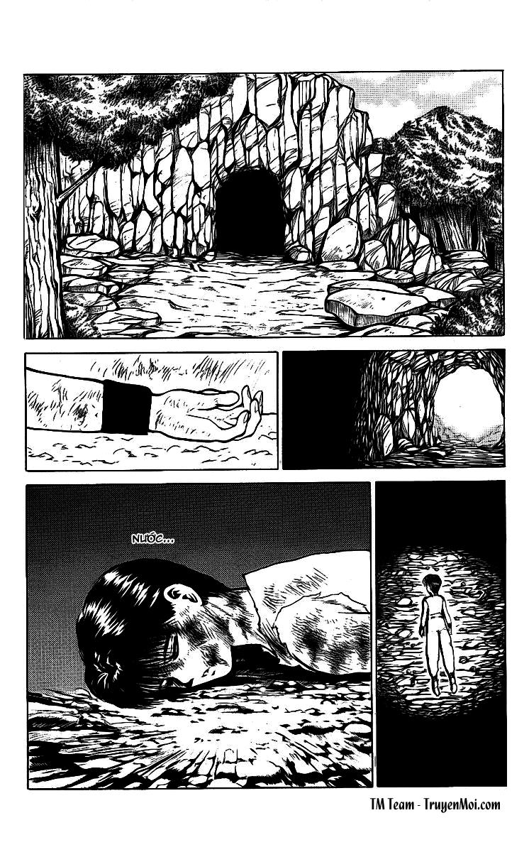 Hành trình của Uduchi chap 082: hồ ly kurama thức giấc! trang 12
