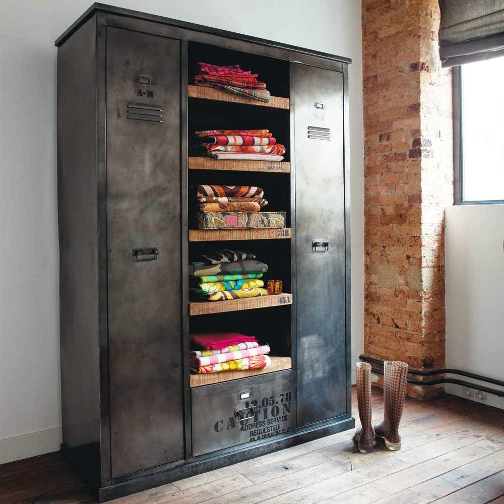 dismueblesdeco industrial. Black Bedroom Furniture Sets. Home Design Ideas