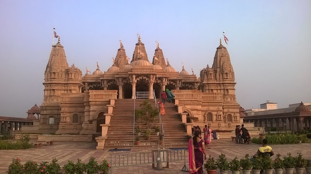 Swaminarayan Temple at Kolkata