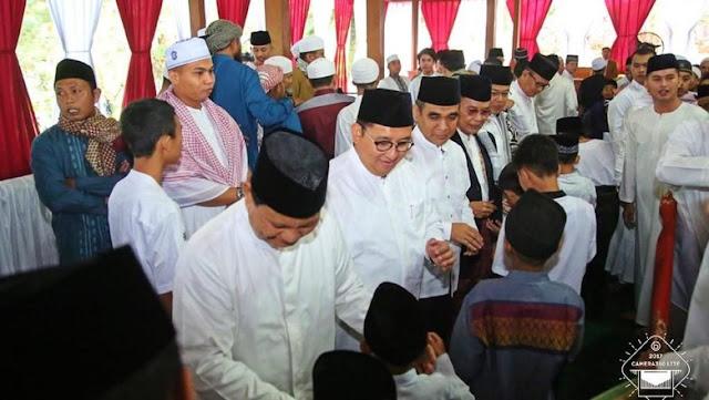 Prabowo ke Fadli Zon: Kita Tunggu Sajak dan Lagu Terbarunya