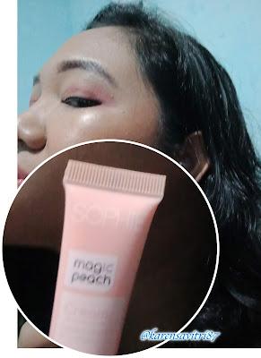 magic peach cream