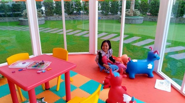 kids corner harris hotel