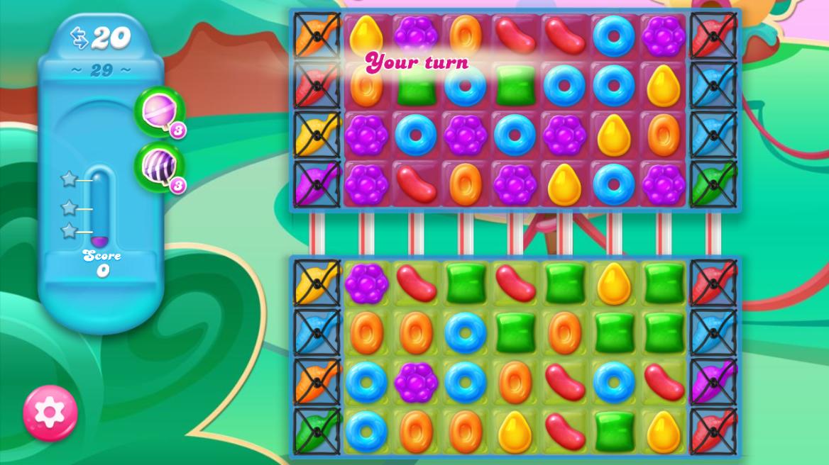 Candy Crush Jelly Saga 29