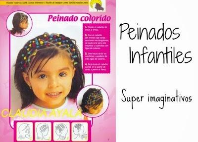 Como hacer Peinados Infantiles Revista Online