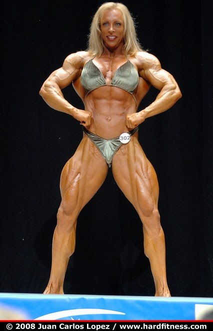 Bodybuilding Feminin Dianne Solomons - The Best