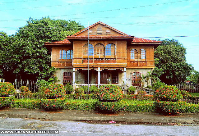Tourist attractions in Silay City