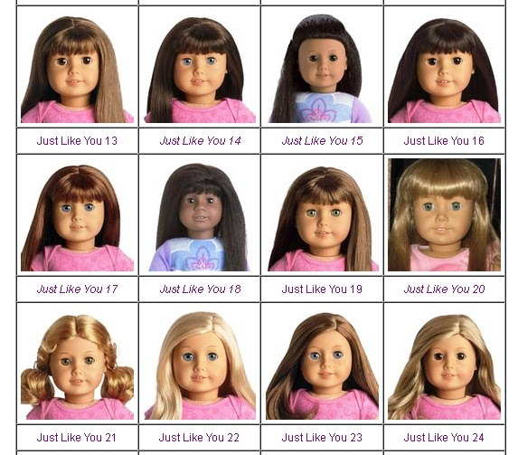 Living A Doll S Life Number Chart For Jly And Myag
