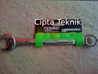 Kunci Ring Pas 18mm Tekiro