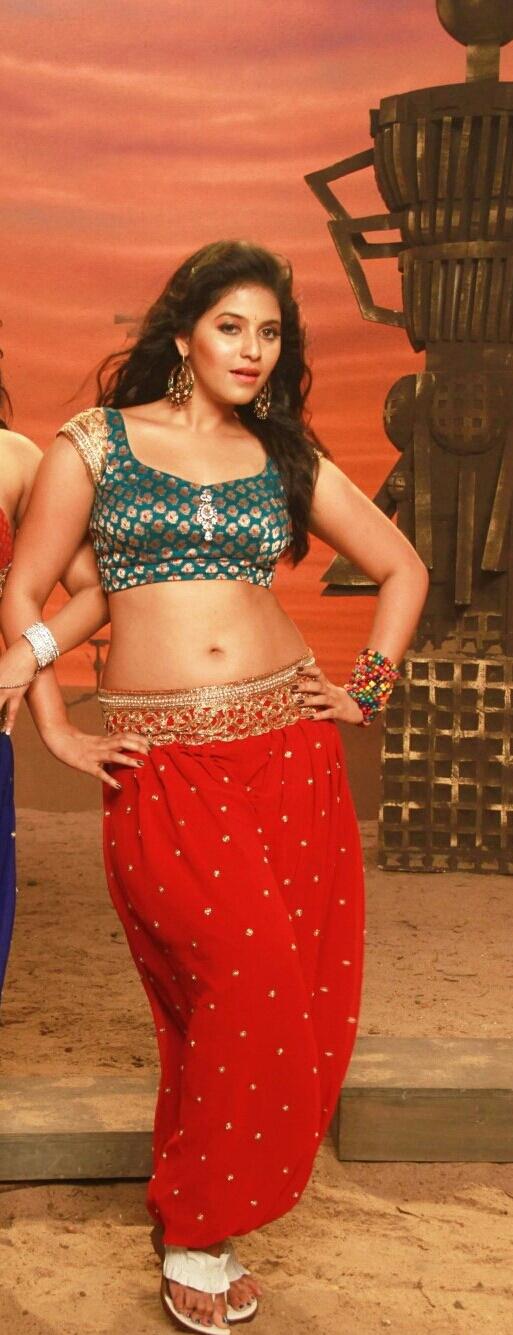 Beautiful Anjali hot tummy images
