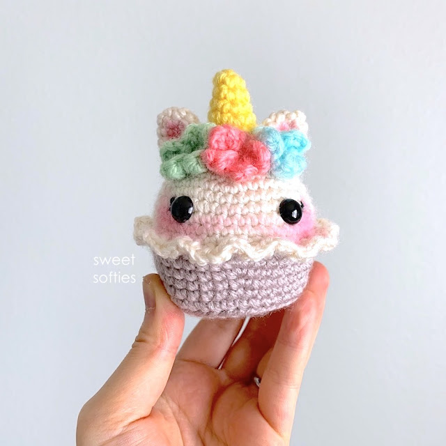 9 Crochet Unicorn Patterns – Cute Toys - A More Crafty Life | 640x640