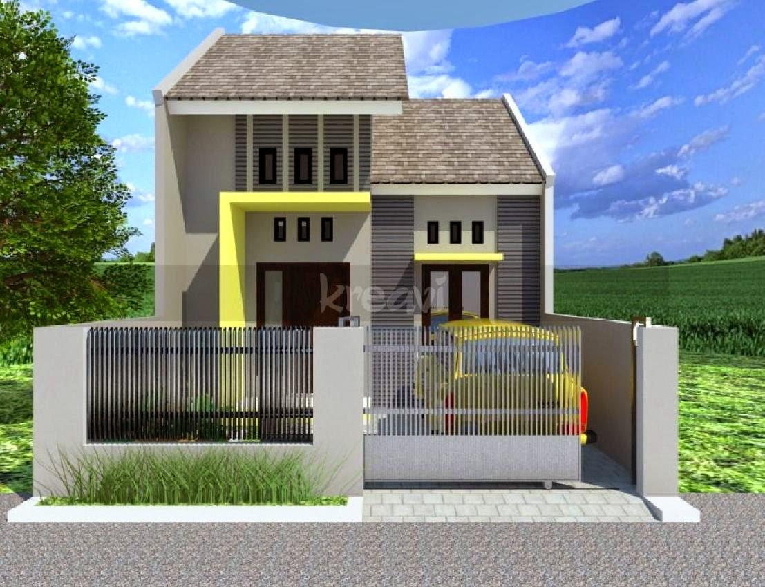 Contoh Gambar Rumah Minimalis   Design Rumah Minimalis
