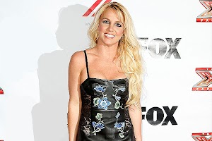 Trainer Britney Spears, Ona spares no sebya workout