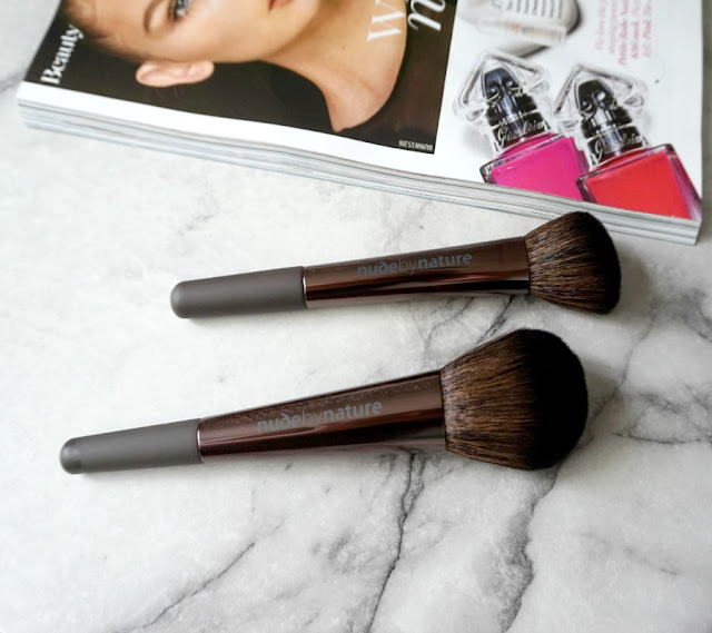 Nude By Nature Brush Review