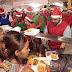 Prefeitura de Pilar realiza  maior ceia natalina  de Alagoas