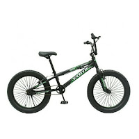 20 exotic et9928xt 3.0 freestyle bmx fat tire