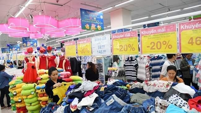 Tưng bừng mua sắm với khuyến mại khủng dịp lễ 30/4 và 1/5 tại Co.opmart