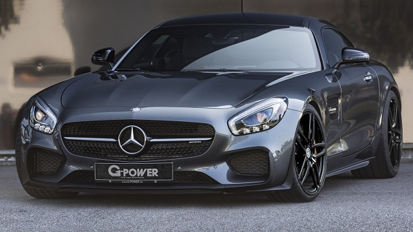 Mercedes-AMG GT G-Power