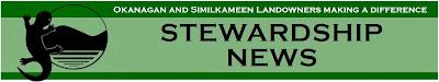 Okanagan Similkameen Stewardship News
