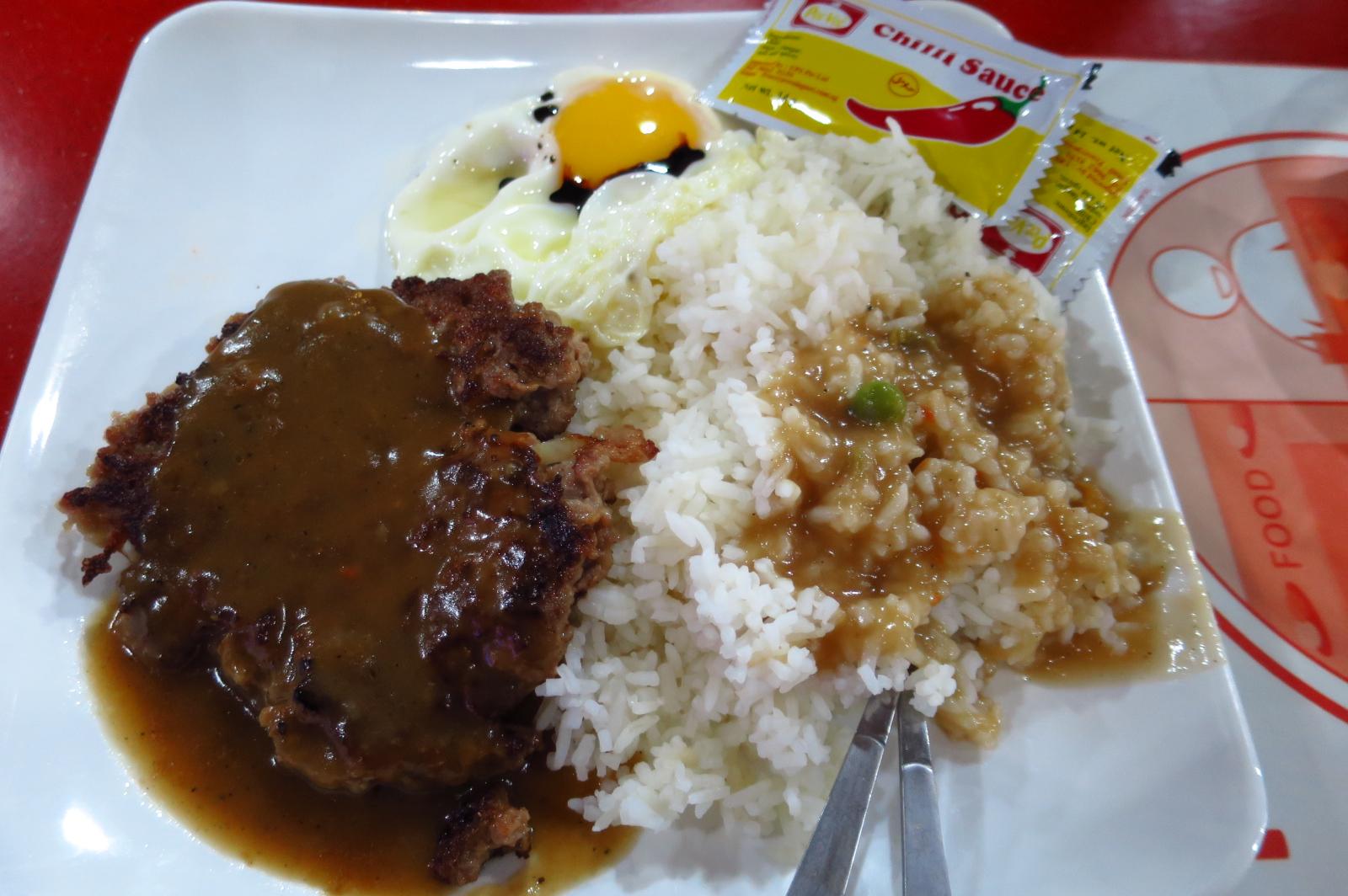 Small Potatoes Make The Steak Look Bigger: Seng Huat Western Food ...