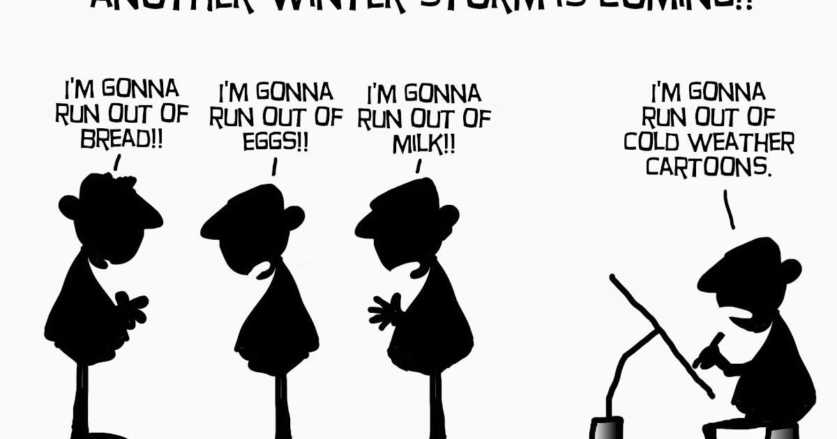 MacLeod Cartoons: Winter Storms. Again.