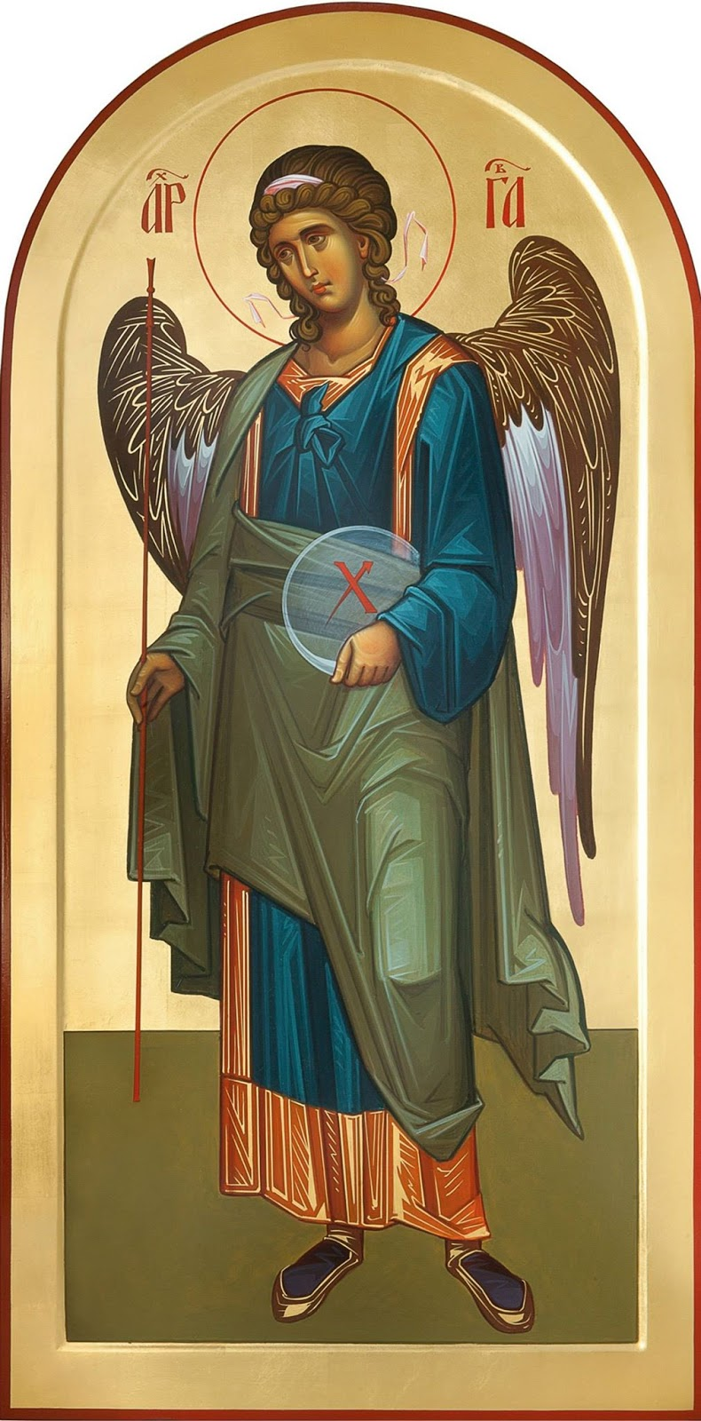 Whispers Of An Immortalist Icons Of The Holy Angels 1