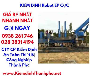 Kiem Dinh Robot Ep Coc
