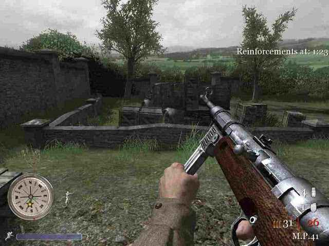 call of duty 1 download for pc apunkagames
