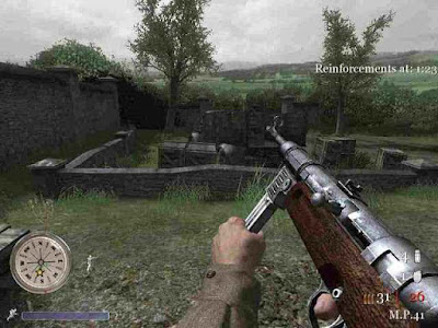 Download Call Of Duty 1 Compressed PC Game 410 Mb Download screenshots