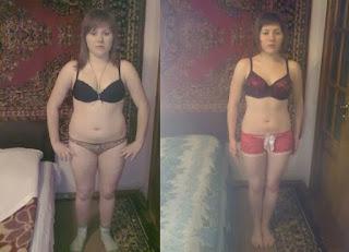 Антоніна, 40 років, скинула на редуслімі 8 кг