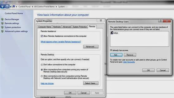 Cara Setting MYOB Premier13 Accounting berjalan Online - LAN & WAN
