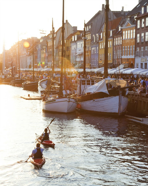 13 dicas para curtir Copenhagen no verão - Nyhavn