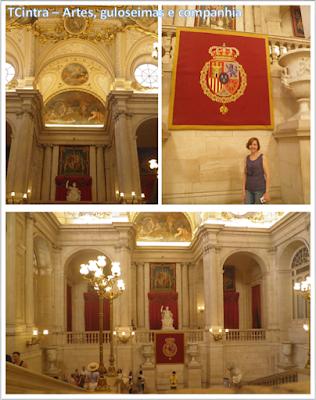 Madrid; Viagem Europa; Turismo na Espanha; Palácio Real de Madrid