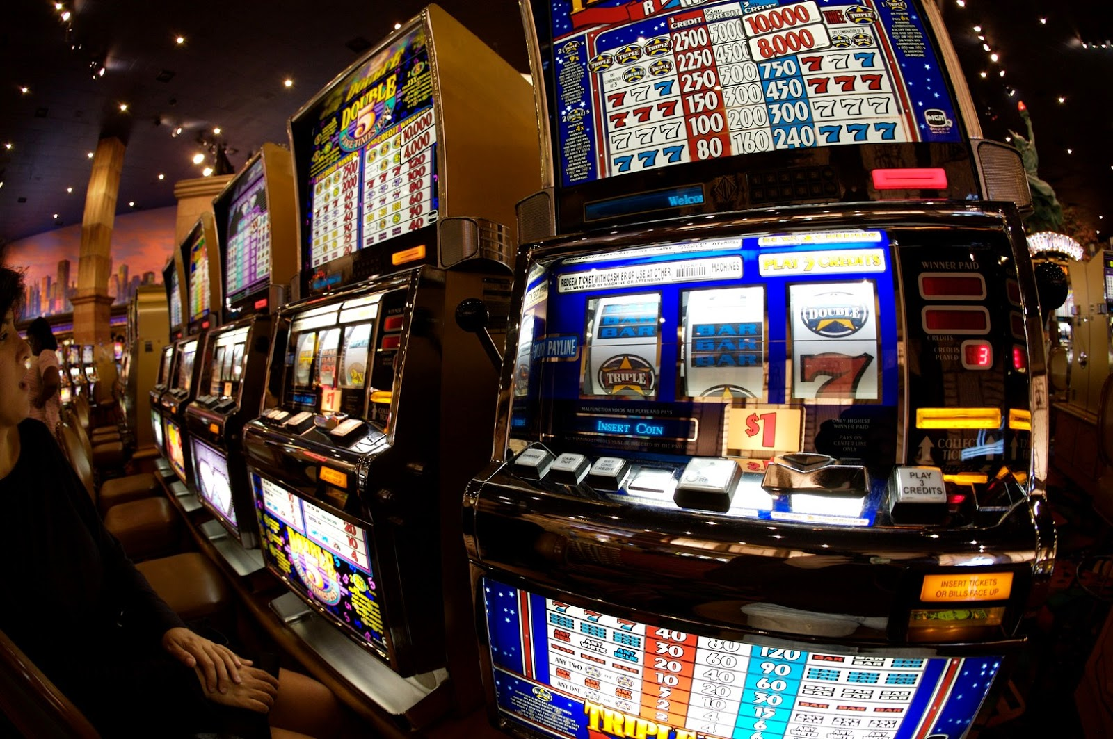 Slots Games Offer Lots Of Fun And Great Winnings Here Are Some Tricks And Tactics Which Will Help You Win A Guide To Online Casino