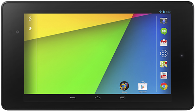 Google Nexus 7 discounted to $199 at Amazon and Best Buy