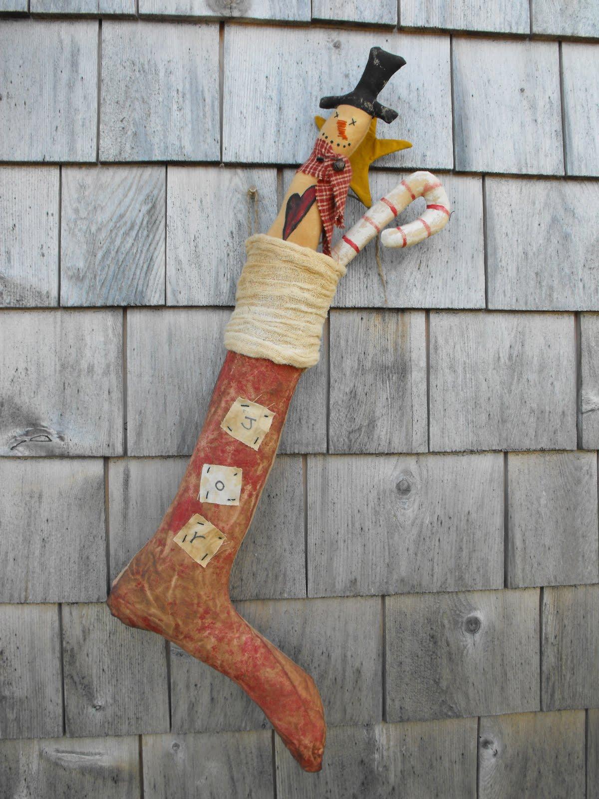 Artsy Craftsy Folks Primitives: Primitive Christmas Decor Sale