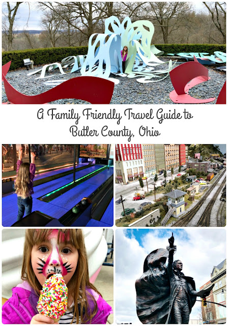 Spanning five different cities across the county, this is a family friendly travel guide of where to go, what to see, and where to eat while visiting Butler County, Ohio with your family.