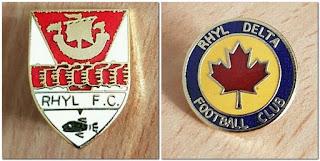 Rhyl football club Delta