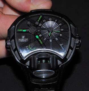 Calibre Hublot HUB 9002 Montre Hublot MP-02 Clé du Temps