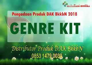 genre kit 2018, genre kit bkkbn 2018, genre kit dak bkkbn 2018, produk genre kit bkkbn 2018, jual genre kit