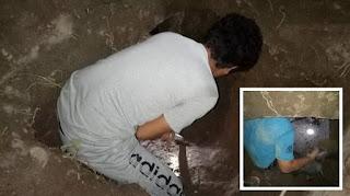 Sebuah Mimpi Menuntun Pria Ini Temukan Terowongan Jepang