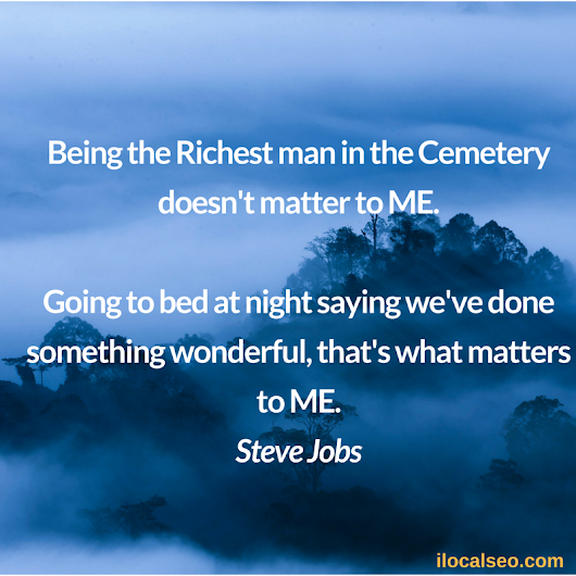 Steve Jobs Quotes - His Last Words