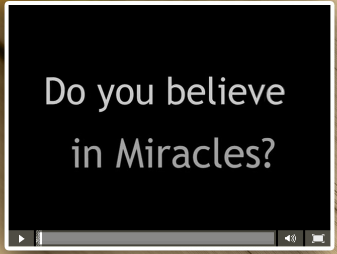 Catholic News World : Man dying from Cancer finds a Miracle at