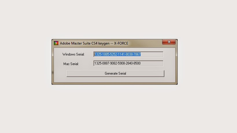 After Effects serial
