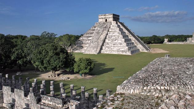 Ciudad Maya Chichen Itzá