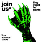 They Might Be Giants: Join Us advance tracks
