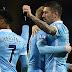 #Fútbol: El Man City vence al Leicester 2-1 en la Premier