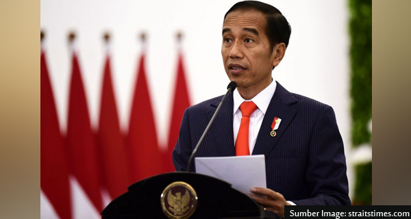 Biografi Joko Widodo Sebagai Presiden RI ke-7