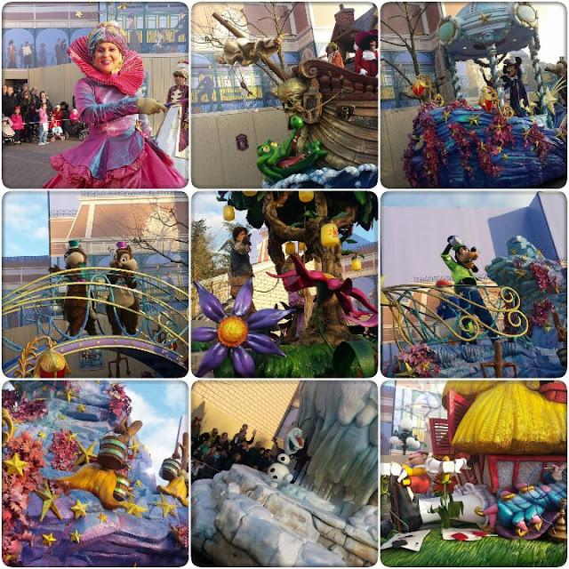 DisneyLand Paris - Parade du printemps