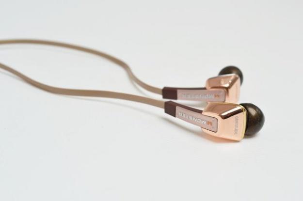 Audífonos Monster cable gratitud